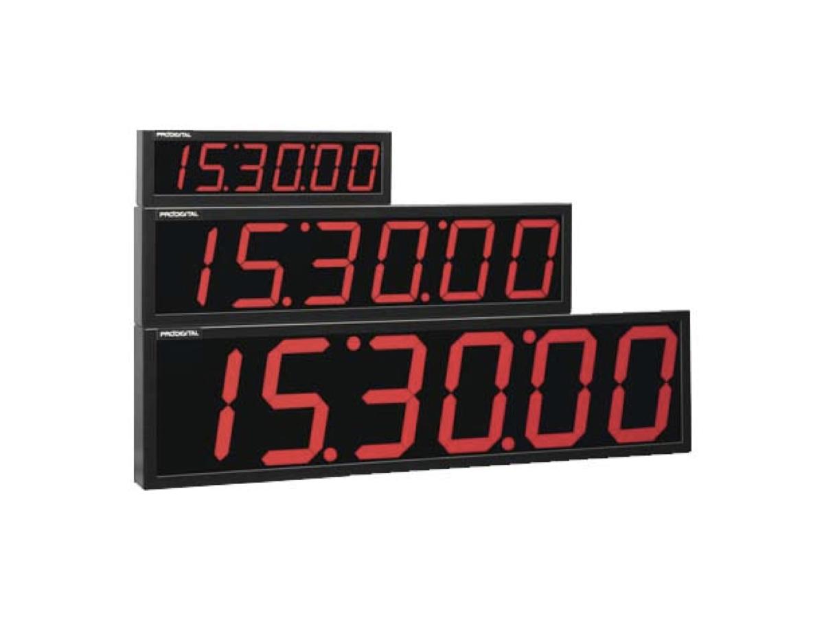Cronómetro Progresivo