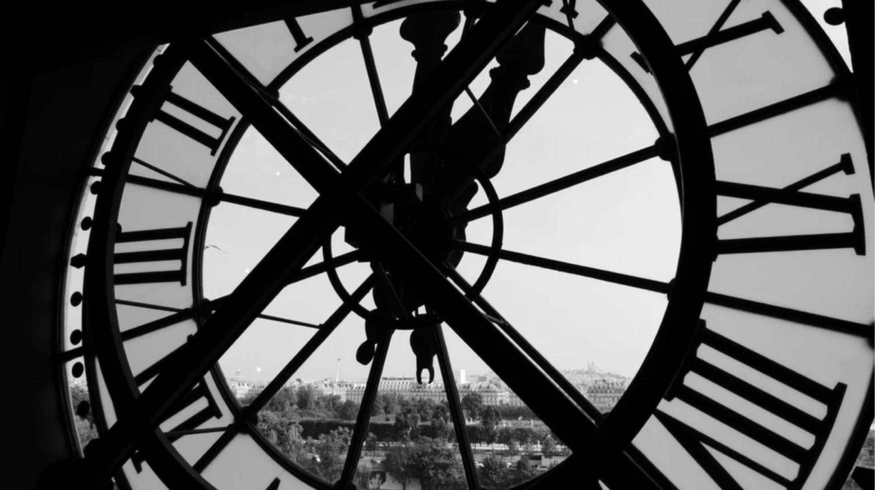 A invenção do relógio