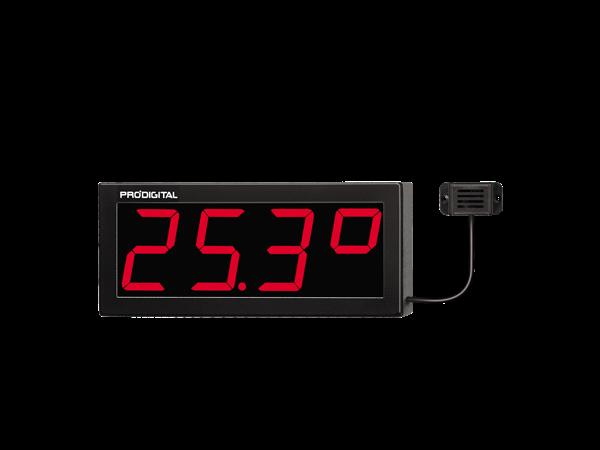 Termohigrômetro Digital