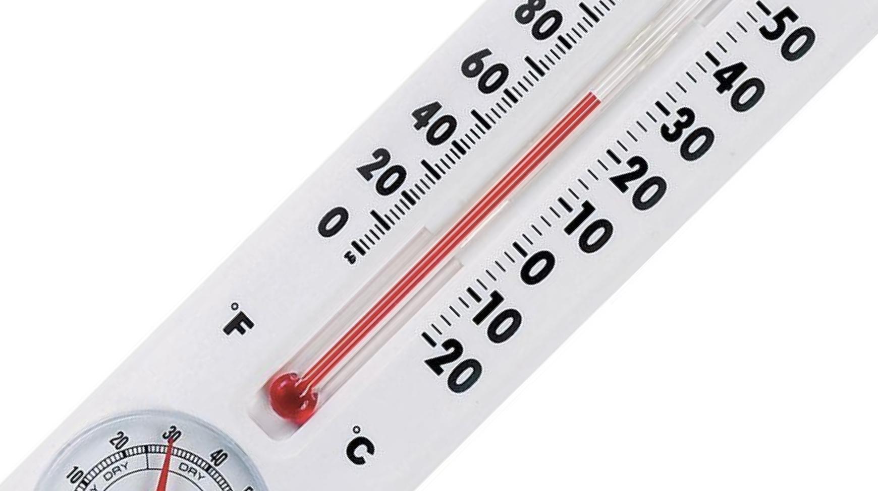 ¿Cómo se creó el termómetro?