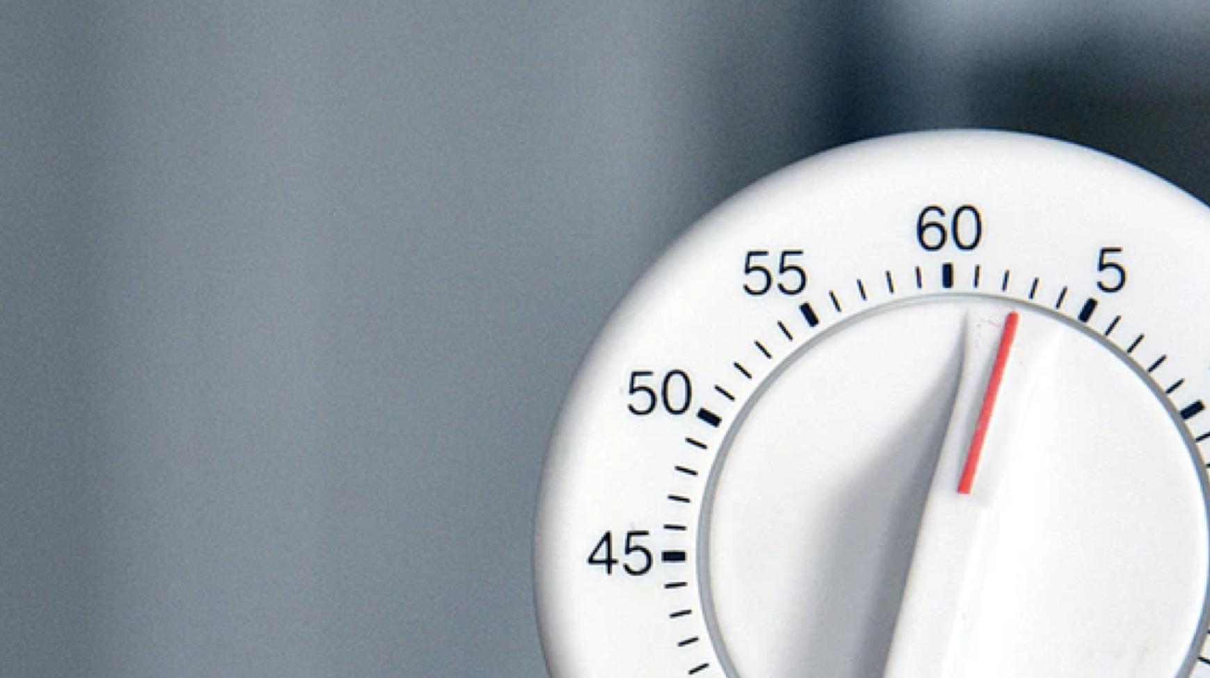 Como funciona um cronômetro regressivo